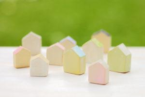 家が立ち並ぶイメージ